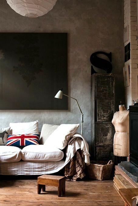home inspiration: NINA'S 'OFFSPRING' HOME
