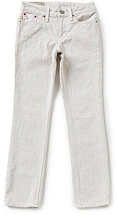 Ralph Lauren Childrenswear Big Boys 8-20 Skinny-Fit Five-Pocket Jeans