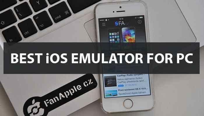 10 Best Ios Emulators For Windows To Run Ios Apps Ios Apps Android Emulator Ios