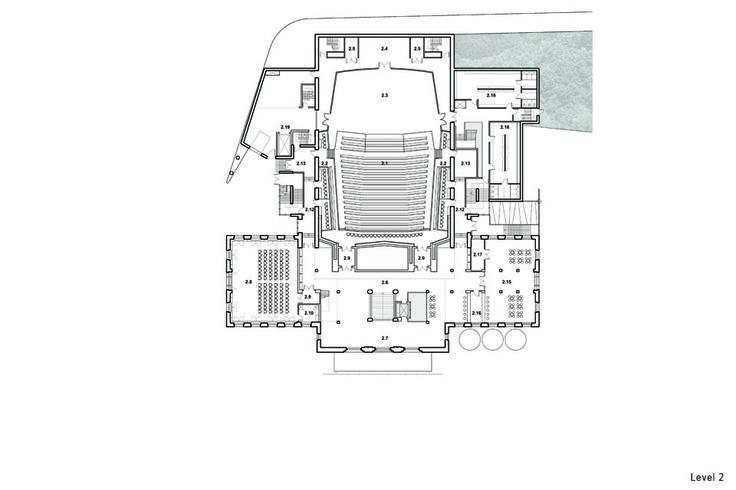 Dan Hanganu architectes - Palais Montcalm