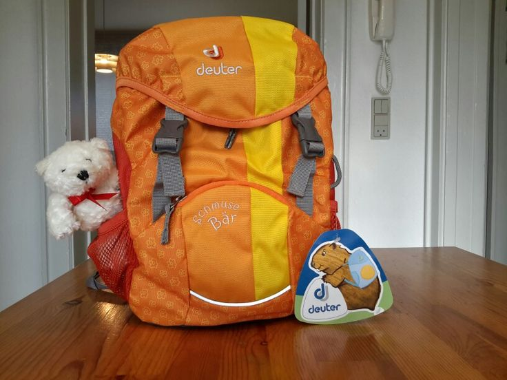 Deuter Schmusebär w/ toy bear