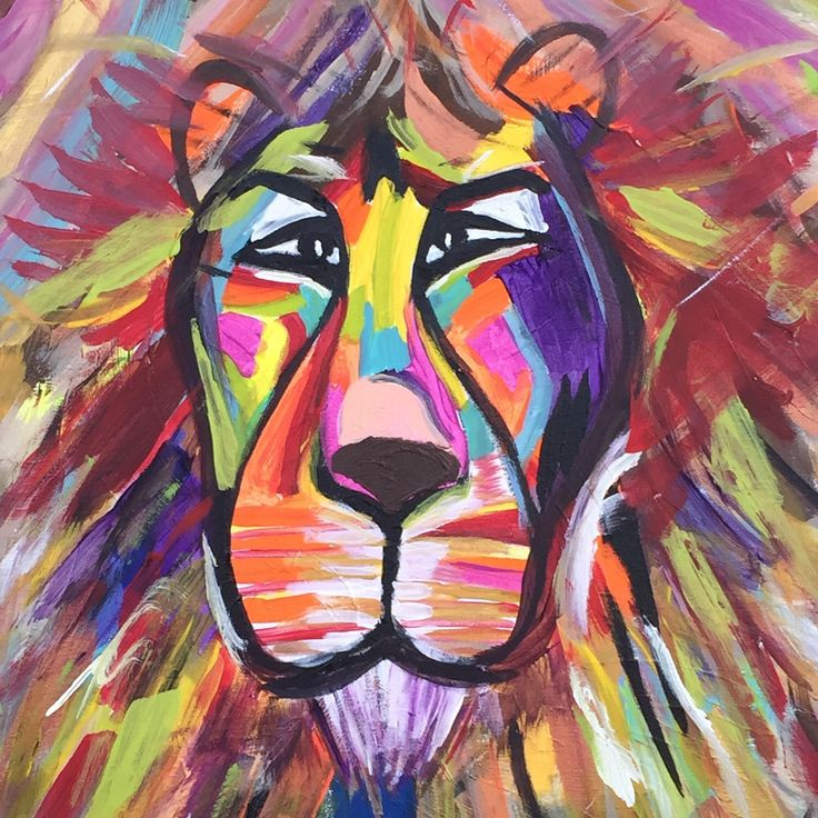 A personal favorite from my Etsy shop https://www.etsy.com/listing/238702313/loniel-lion
