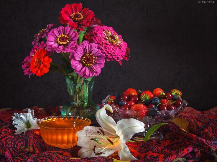 Kwiaty, Bukiet, Kompozycja