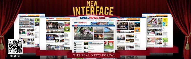 Merdeka..!!! Tepat di HUT Kemerdekaan RI Ke-70, SINDOnews tampil dengan wajah baru... Dengan rasa baru dan semangat kemerdekaan, kami menantikan unek-unek, review dan komentar Anda terhadap wajah baru SINDOnews.com. Kirim langsung via email sosmed.sindonews@mncgroup.com atau inbox Facebook SINDOnews dan dapatkan hadiah menarik dari kami...