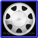 Ford Aerostar 1997 Wheels & Rims Hollander  #3182 #1997 #Ford #Aerostar #FordAerostar #Wheels #Rims  #Stock #Factory #Original #OEM #OE #Steel  #Alloy #Used