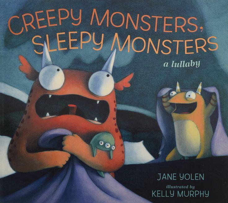 Creepy Monsters Sleepy Monsters Reprint 24 best