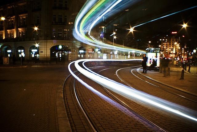 TRAM(LINES) BY BHAV.BHAV, VIA FLICKR