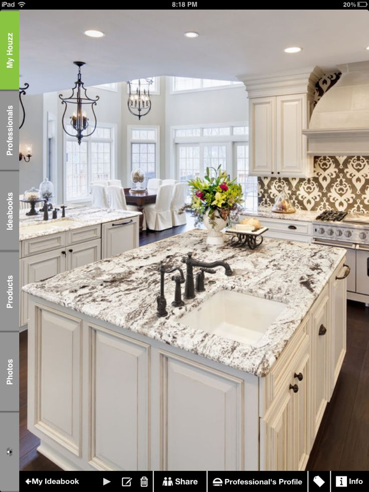 Pin By Simple Elegance On Kitchen In 2019 White Kitchen