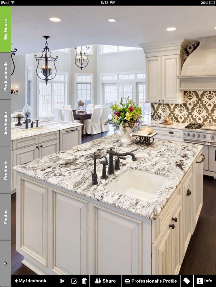 Luxury Kitchen Backsplash Design