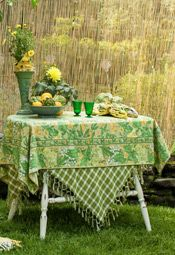 Shop April Cornell Table Cloths U0026 Table Linens Online, Unique Designs For  The Kitchen U0026 Dining Room. Inspired By Nature And Culture, April Cornell  Designs ...