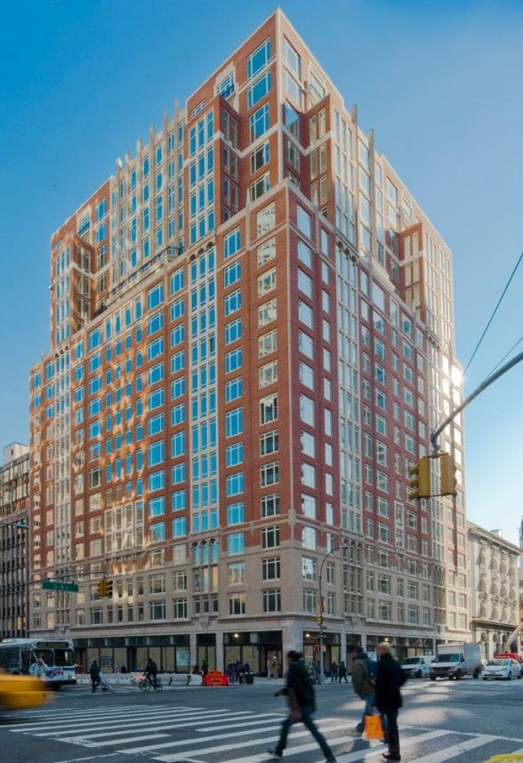 The Brompton, located at 205 East 85th Street is a luxury ...