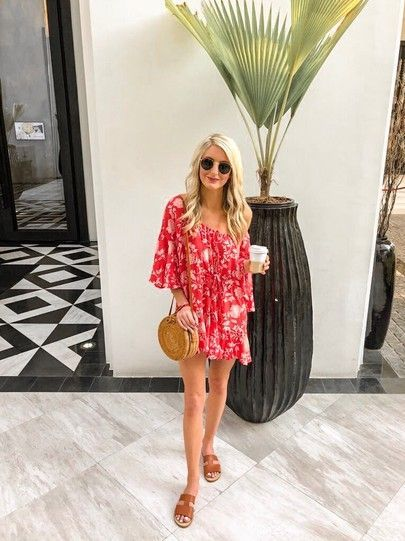 Sharing an Instagram Roundup of all my vacation looks over on the blog!  I've linked all outfit details to ensure easy shopping!  Enjoy!