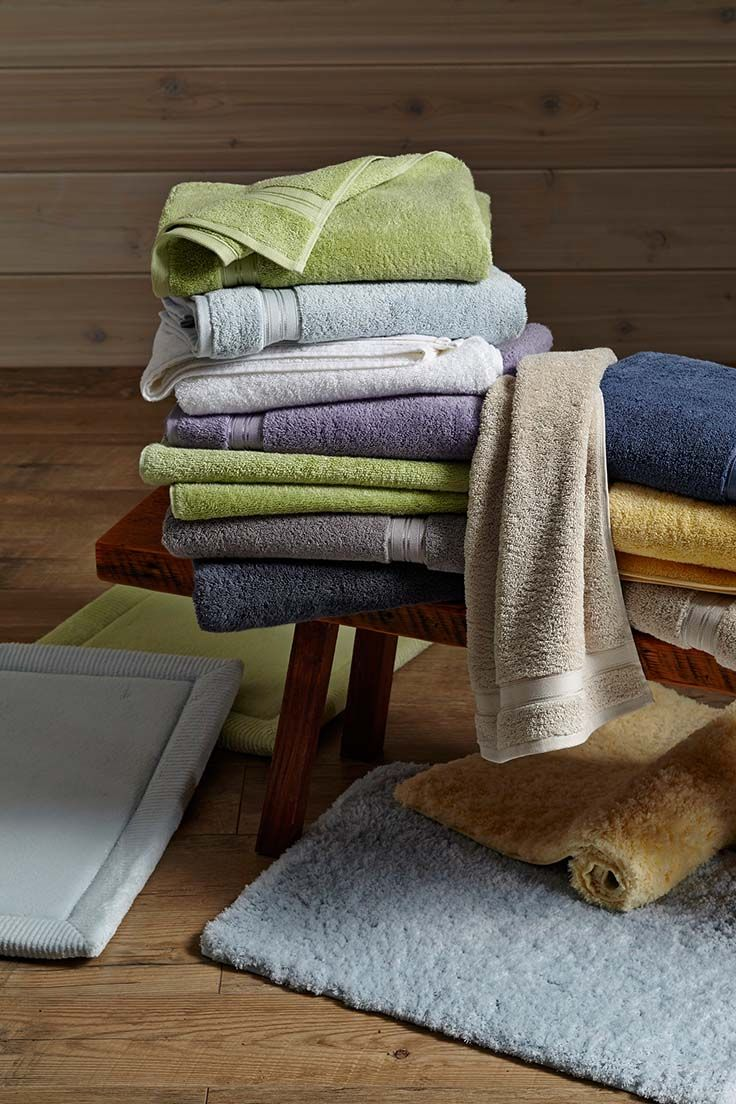 The more you wash, the softer these towels become! Better Homes and Gardens  Brand