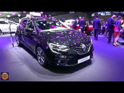 2016 - Renault Mégane - Exterior and Interior - IAA Frankfurt 2015 ...