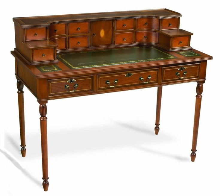Writing Desk | Reproduction Carlton House Writing Desk - Office Furniture - 9 Best Carlton House Desk - LOVE! Images On Pinterest Antiques