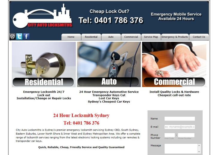 City Auto Locksmiths