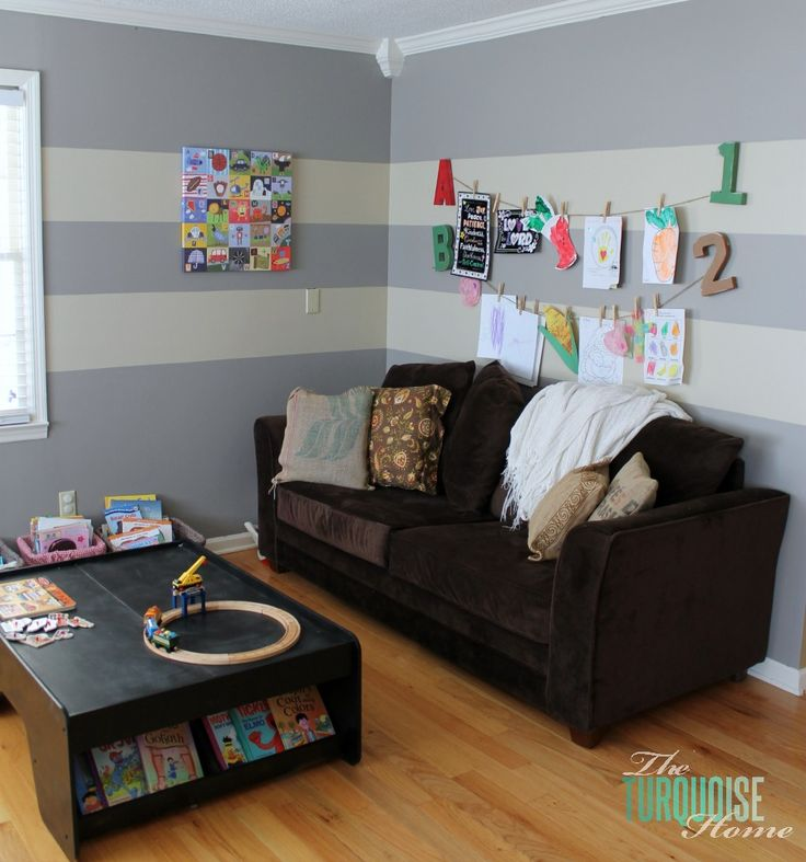 1000 ideas about gray playroom on pinterest kid playroom living room playroom and playrooms - Dining room play ...