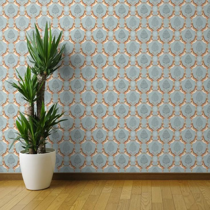 Bungalow Rose Nickell Removable Peel and Stick Wallpaper