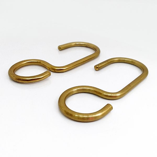 Curtain Rings Set Of 12 Solid Brass Rings With Images Curtains With Rings Finials For Curtain Rods Curtain Rings