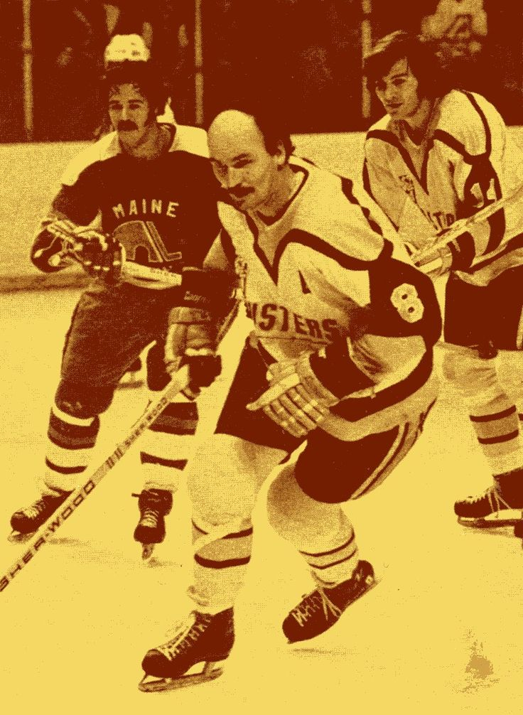 "'Terrible"" Ted McCaskill. 