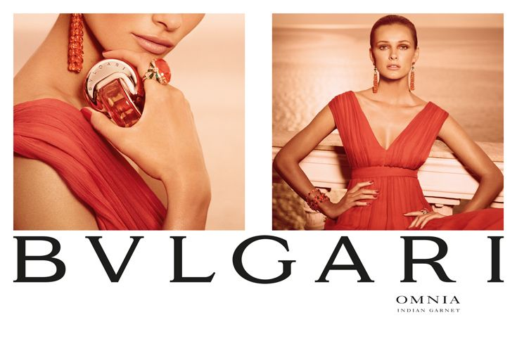 Omnia Indian Garnet Bvlgari perfume - a new fragrance for women 2014