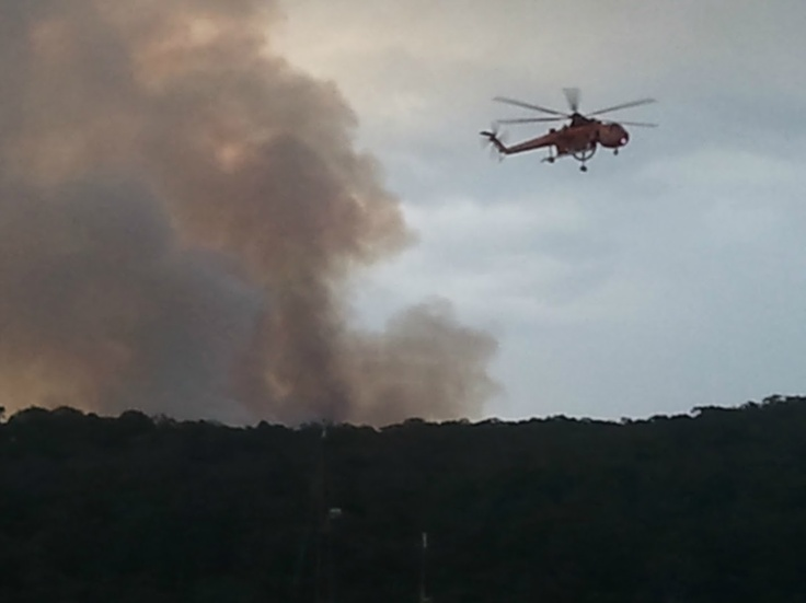 Towlers Bay Fire - Jan 2013 - Google+