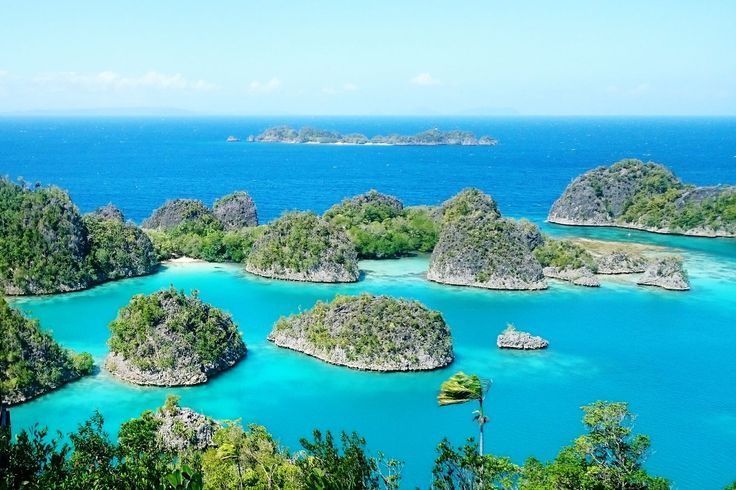 15 Unforgettable Trips To Plan In 2017 #refinery29  http://www.refinery29.com/2016/12/134041/best-travel-destinations-2017#slide-8  Raja Ampat Islands, Indonesia For the Pisces at heart, the Raja Ampat Islands are a dream. Located off the coast of Sorong in Indonesia's West Papua province, this 1,000-island sanctuary is largely uninhabited and blissfully remote. Explore the mushroom...