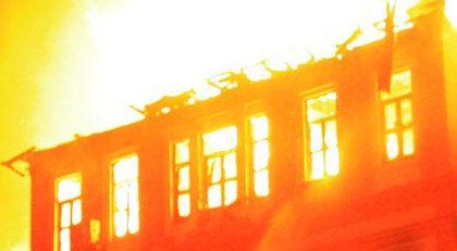 Beyoğlu'nda yangın: 3 çocuk öldü