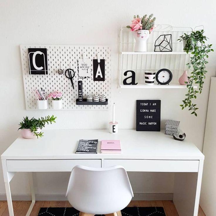 48 Home Office-Designs mit Office Desk in Ihrem Haus