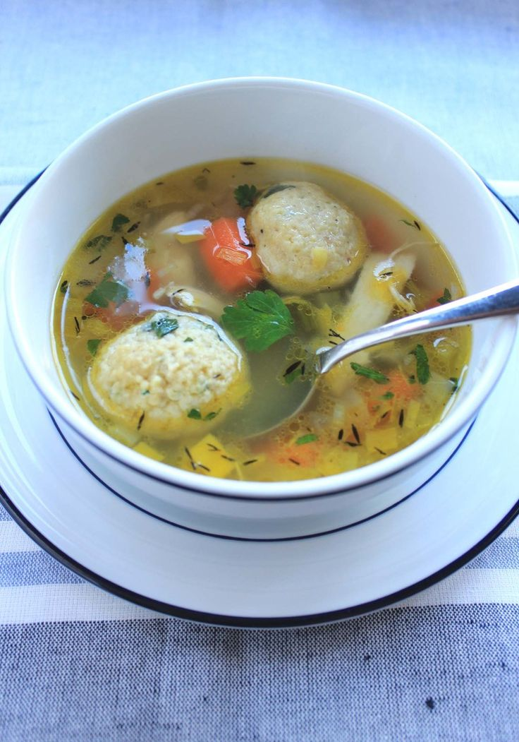 Chicken Soup With Matzo Balls Barefoot Contessa Chicken