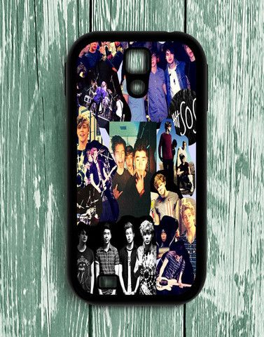 5 Second Of Summer Collage Samsung Galaxy S4 | Samsung S4 Case