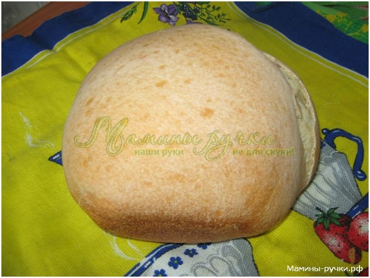 Хлеб бездрожжевой на закваске