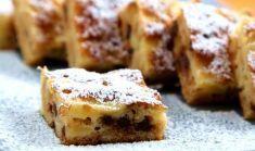 Quadrotti morbidi alle mele, yogurt e cioccolato - Tutte le ricette dalla A alla Z - Cucina Naturale - Ricette, Menu, Diete