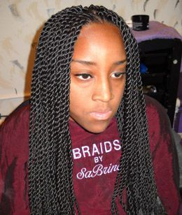 Twists Hairstyles twists more Senegalese Twists Hairstyles Wedding Hairstyles Styles Female Black Hair Adult Hair Prom Hairstyles