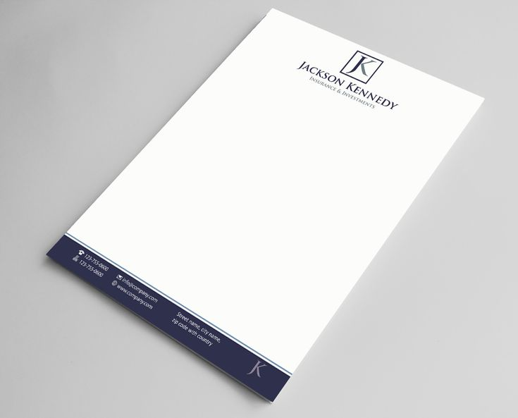 Best Letterhead Images On   Free Letterhead Templates