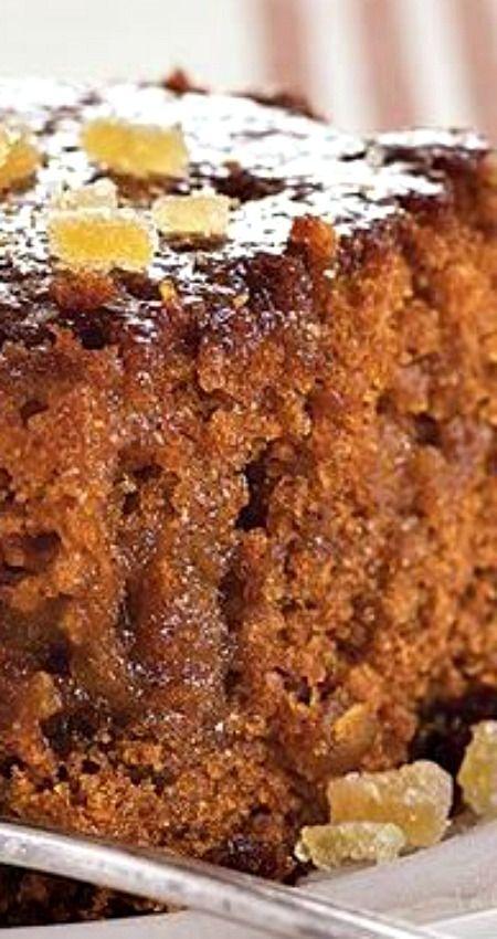 Pumpkin Crumble Cake Recipe ~ A delicious nutty pumpkin cake