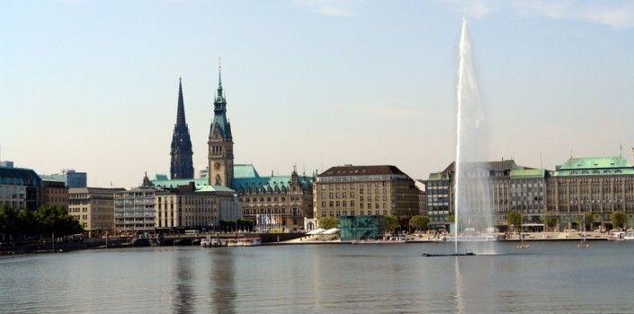 Grand City Hotel Hamburg Mitte Lage des Hotels