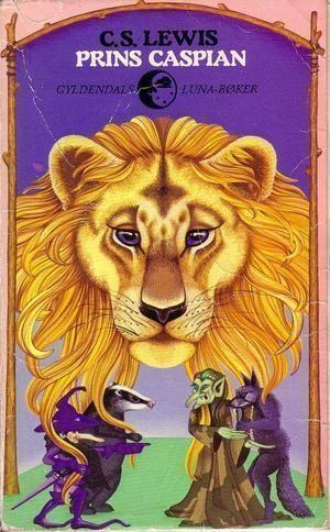 """""""Prins Caspian"""" av Clive Staple Lewis"""