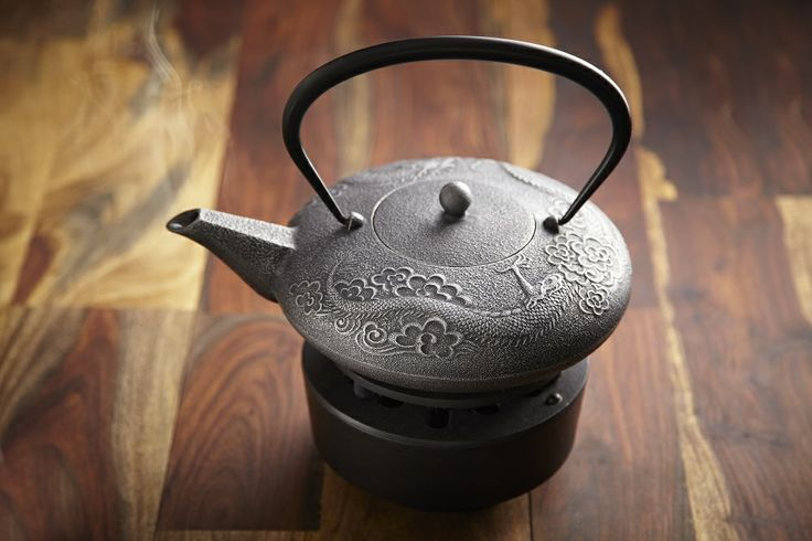 For the ultimate brew advance to a cast iron tea pot new to tea pinterest the o 39 jays - Imperial dragon cast iron teapot ...