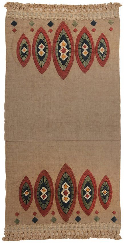Arts and Crafts | Craftsman | Bungalow | Textiles | Embroidery