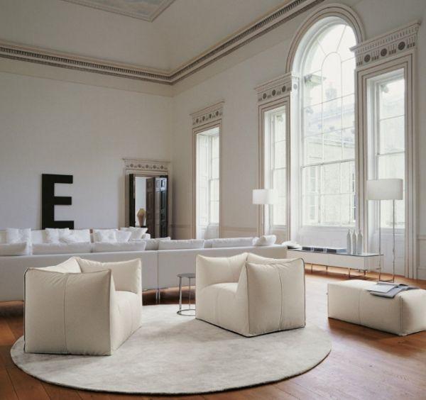 B Italia Living Room