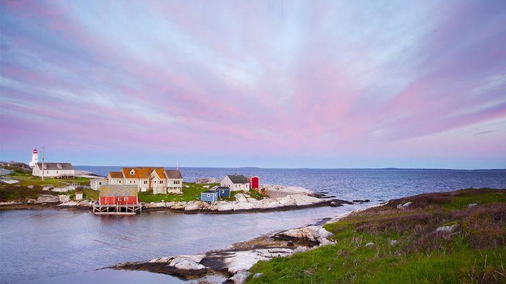 Nova Scotia, Canada: Cove Nova, Tra Canada Nova, Nova Scotia Canada