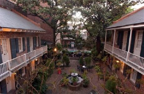 Place d'Armes Hotel, 625 St. Ann Street, New Orleans, Louisiana United States - Click 'n Book Hotels