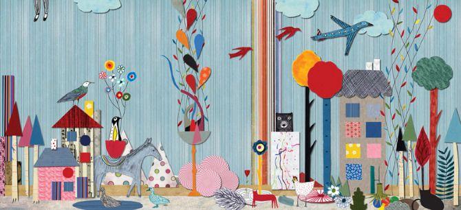 Poketo - Thereza Rowe ▲ illustration
