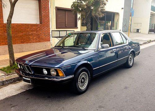 '80 BMW 730 | Pablo | Flickr