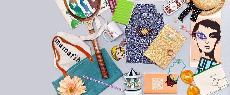 Özel tasarım çantalar, t-shirt'ler, biblolar ve yüzlerce ürün...  Türkiye'nin dört bir yanından yüzlerce heyecan verici tasarımı buluşturan Shop The Design da Brand-Store'da! ---> http://brnstr.co/1B5wrkC #brandstore #shopthedesign #özeltasarım #tasarım #design