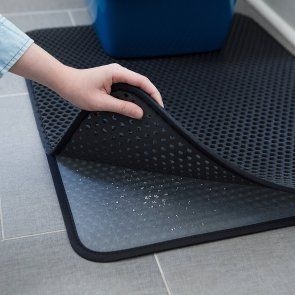 Top 5 best cat litter mat reviews Apr/2017 list, here are the honest and detailed reviews of each one of them. Let's check this one before buy anything