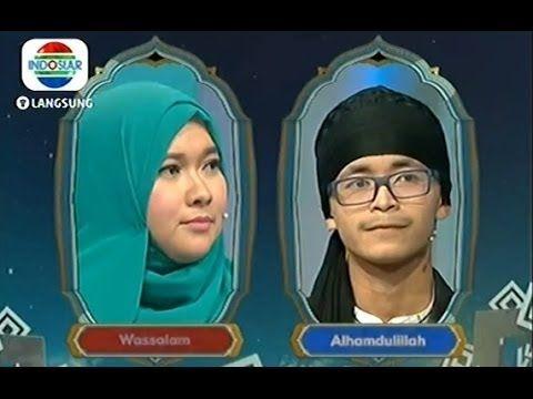 Akademi Sahur Indonesia - Riza Padang Panjang Pulang Di AKSI Indosiar 3 ...