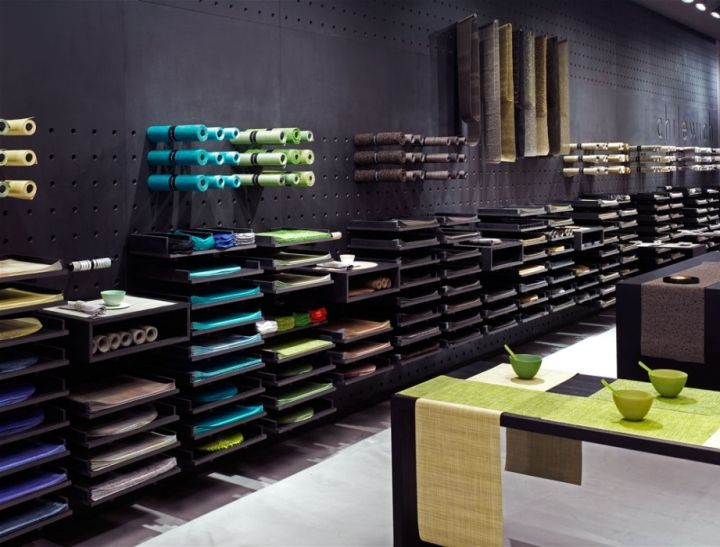 Chilewich Store By De SPEC New York City Retail Design Blog