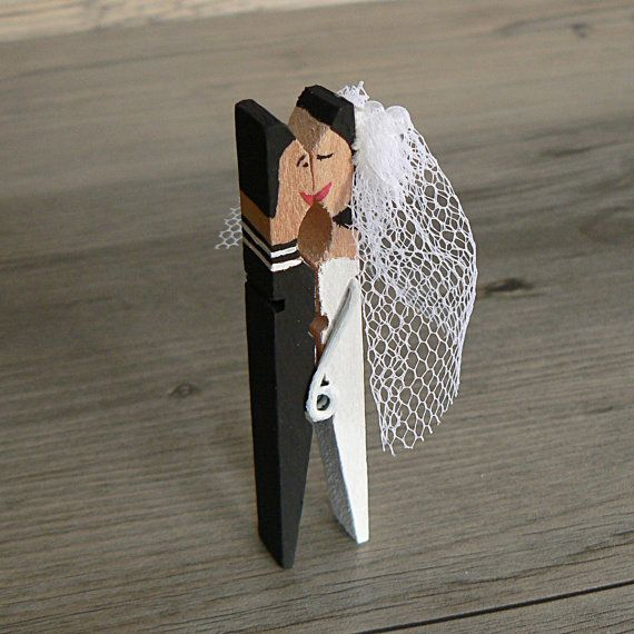 Wedding Table Decor Wood Wedding Number Holders Bride & by Arcina, $150.00